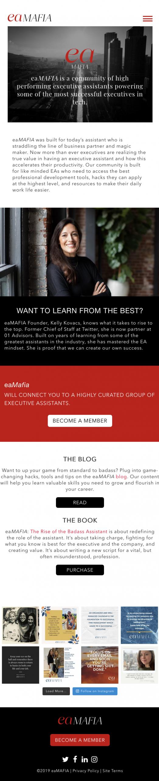 eaMAFIA mobile home